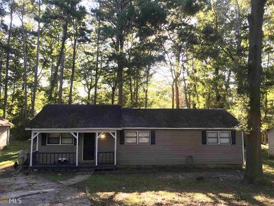 Clayton County Single Family Home New: 2730 Starr Rd