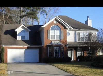 Ellenwood Single Family Home New: 4592 Mitchells Meadow Ln