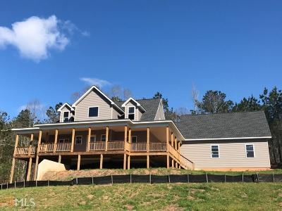 Haralson County Single Family Home For Sale: 930 Ole Mill Way