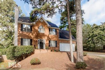 Johns Creek Single Family Home Under Contract: 11160 Abbotts Station Dr