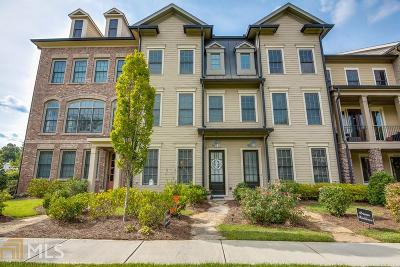 Norcross Condo/Townhouse Under Contract: 6039 Ellery St