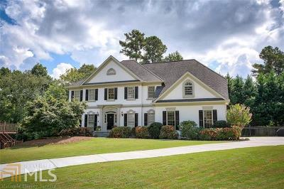 Alpharetta Single Family Home New: 3715 Foxmoor Cir