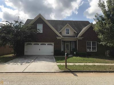 Loganville Single Family Home New: 3178 Krisam Creek