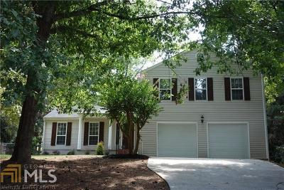 Roswell Single Family Home New: 780 Crab Orchard Dr