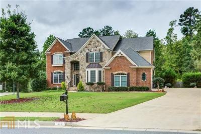 Powder Springs Single Family Home For Sale: 334 Julia Dr