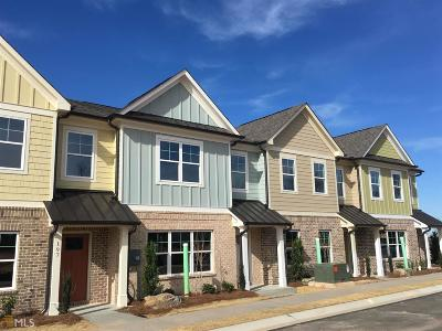 Gwinnett County Condo/Townhouse New: 187 Panther Point Ln #42