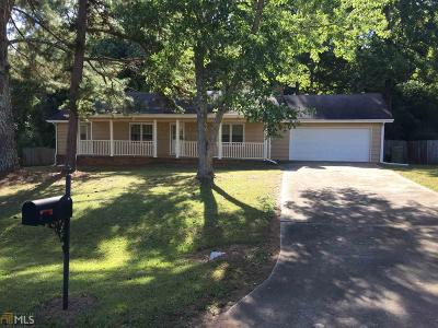 Conyers Single Family Home Under Contract: 1111 Louise Ct