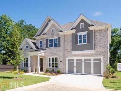 Alpharetta Single Family Home New: 760 Harris Walk Ln
