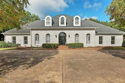 Johns Creek Single Family Home Under Contract: 9160 Prestwick Club Dr