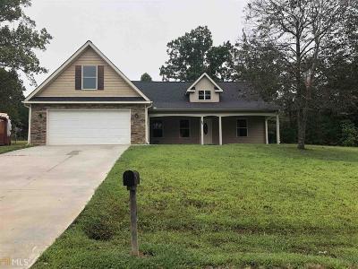 Cleveland Single Family Home New: 86 Tesnatee Lndg