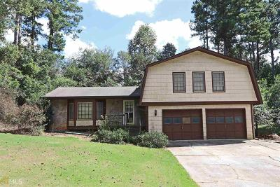 Lilburn Single Family Home Under Contract: 4114 Indian Trce