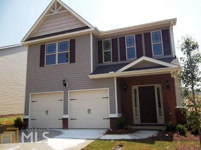 Henry County Single Family Home New: 1407 Brickfield Way