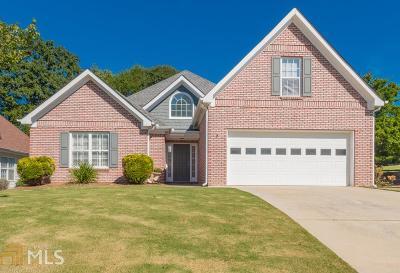 Loganville Single Family Home New: 299 Blue Creek Ln