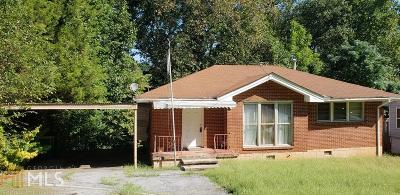 Clayton County Single Family Home Under Contract: 734 Calloway Dr
