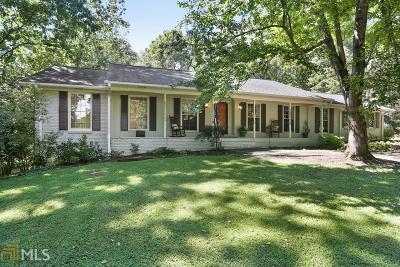 Marietta Single Family Home New: 848 Hickory Dr
