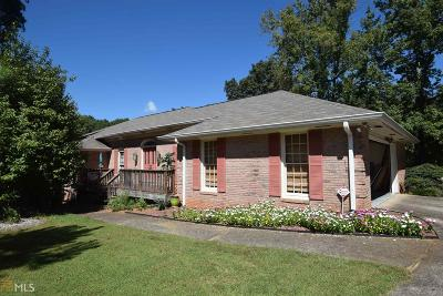 Roswell Single Family Home New: 185 Saddle Lake Dr