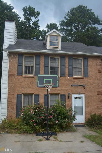 Gwinnett County Condo/Townhouse Under Contract: 829 Indian Lake