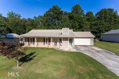 Braselton Single Family Home New: 424 Reisling Dr