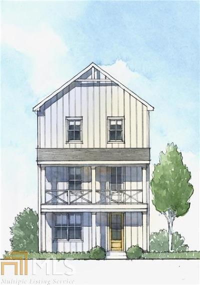 Atlanta Single Family Home Under Contract: 177 Albright Way