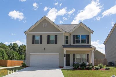 Braselton Single Family Home New: 850 Walnut Woods Dr