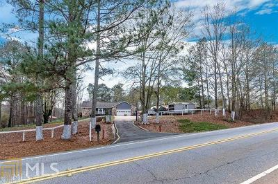 Mcdonough Single Family Home New: 677 Highway 81 W