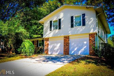 Smyrna Single Family Home New: 3855 Herren Dr