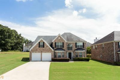 Clayton County Single Family Home New: 9278 Burberry Ct