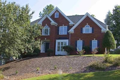 Alpharetta Single Family Home New: 6385 Barrington Run