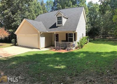 McDonough Single Family Home Under Contract: 6032 Highway 81 E
