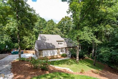 Roswell Single Family Home New: 520 Willow View Way