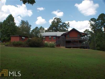 Pickens County Single Family Home Under Contract: 149 Pioneer Farms
