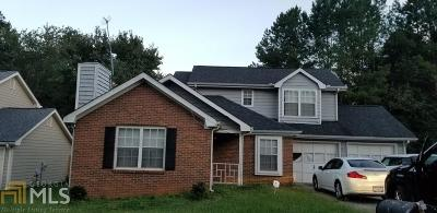 Lithonia Single Family Home New: 5879 Old Wellborn Trce