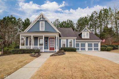 Hoschton Single Family Home For Sale: 7322 Rocking Chair Ln