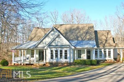 Dahlonega Single Family Home For Sale: 345 E Old Ellijay Rd
