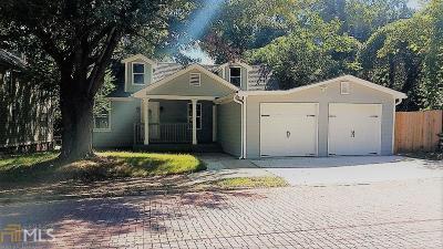 Atlanta Single Family Home New: 964 Hill St