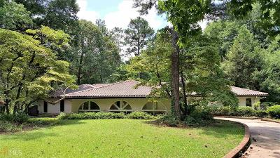 Troup County Single Family Home Under Contract: 633 Ralls Rd