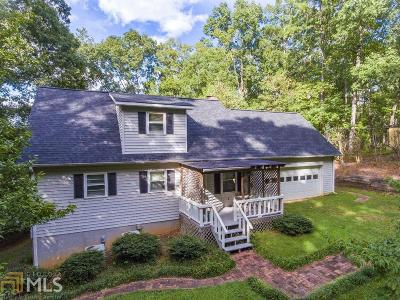 Hartwell Single Family Home For Sale: 299 Old Mill Cir