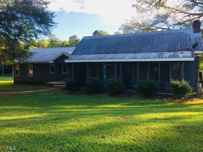 Clarkesville Single Family Home Under Contract: 1748 Bill Ramsey Rd