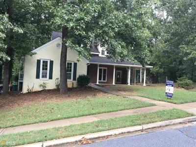 Ellenwood Single Family Home New: 4160 Park Place Cir