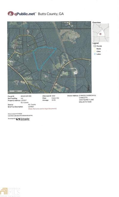 Jackson Residential Lots & Land For Sale: McIntosh Cir #17