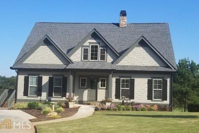 Stephens County Single Family Home New: 170 Timber Ridge Dr