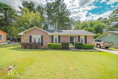 Clayton County Single Family Home New: 169 Woodcrest Way