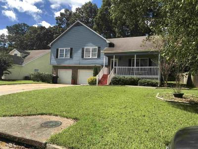 Cobb County Single Family Home New: 4860 Country Cove Way