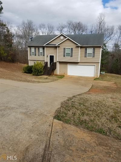Covington Single Family Home New: 135 Thrasher Rd #60