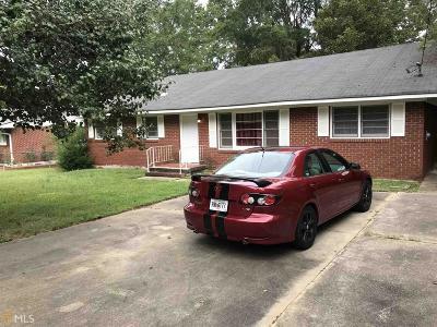 Jonesboro Single Family Home New: 150 South Ave
