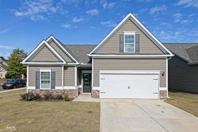 Newnan Single Family Home Under Contract: 12 October Ave #37