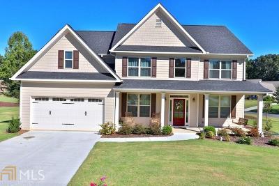 Cumming Single Family Home New: 7410 John Pirkle Dr