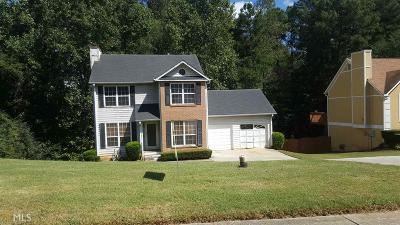 Conyers Single Family Home New: 1580 Picadilly Ct #16