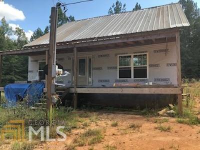 Heard County Single Family Home For Sale: 3926 Ga Hwy 219
