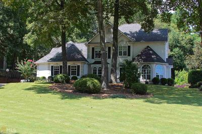 Peachtree City Single Family Home Under Contract: 502 Viridian Vw